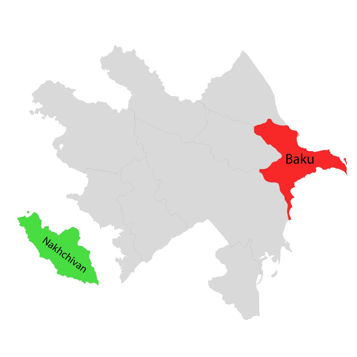 azerbaijan-citys