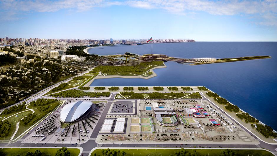Baku Aquatics Centre