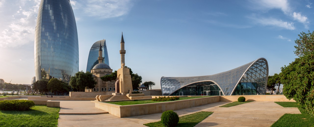 Top places visit Baku