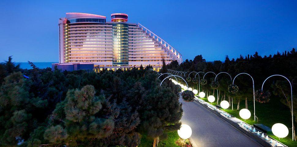Bilgah Beach Hotel Baku