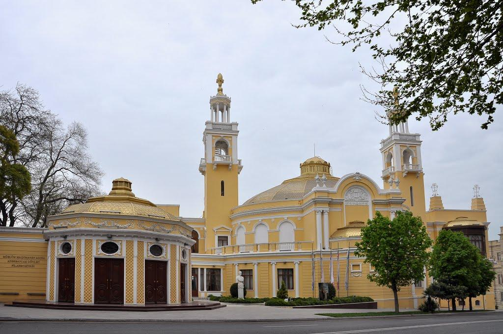 Azərbaycan Filarnoniyası