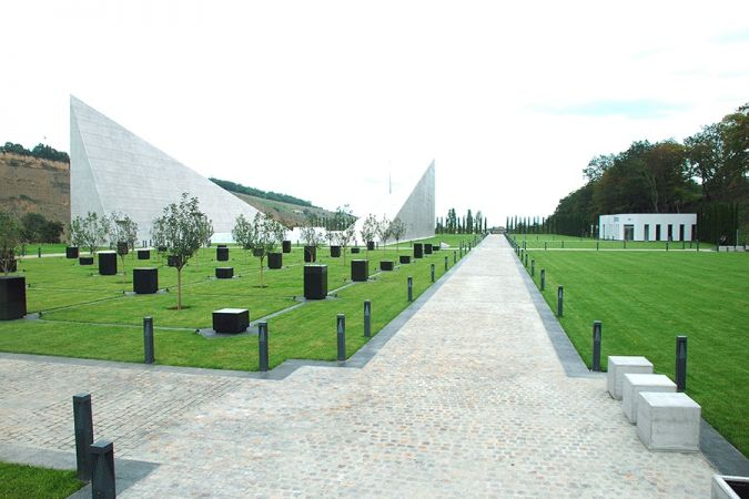 The Guba Genocide Memorial Complex