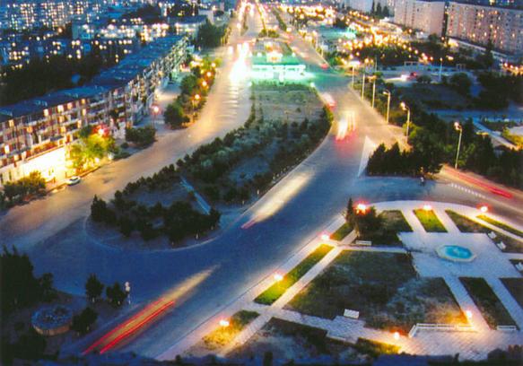 Sumgait City