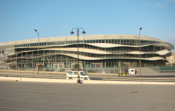 The National Gymnastics Arena