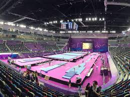 TheNational Gymnastics Arena