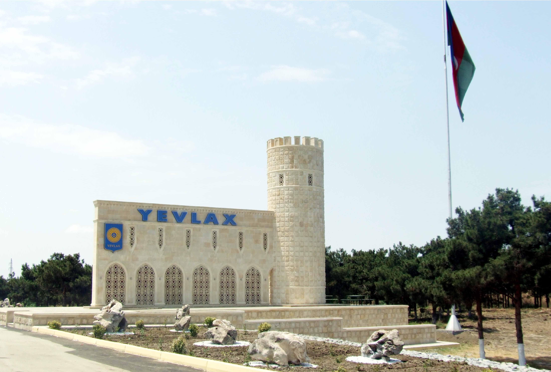 Yevlakh District