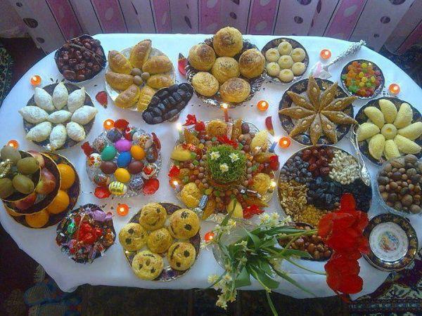 حلويات أذربيجان