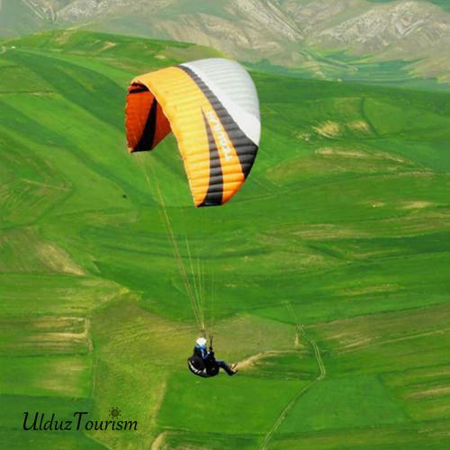 Paraglider Turu