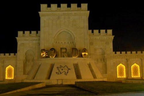Barda City
