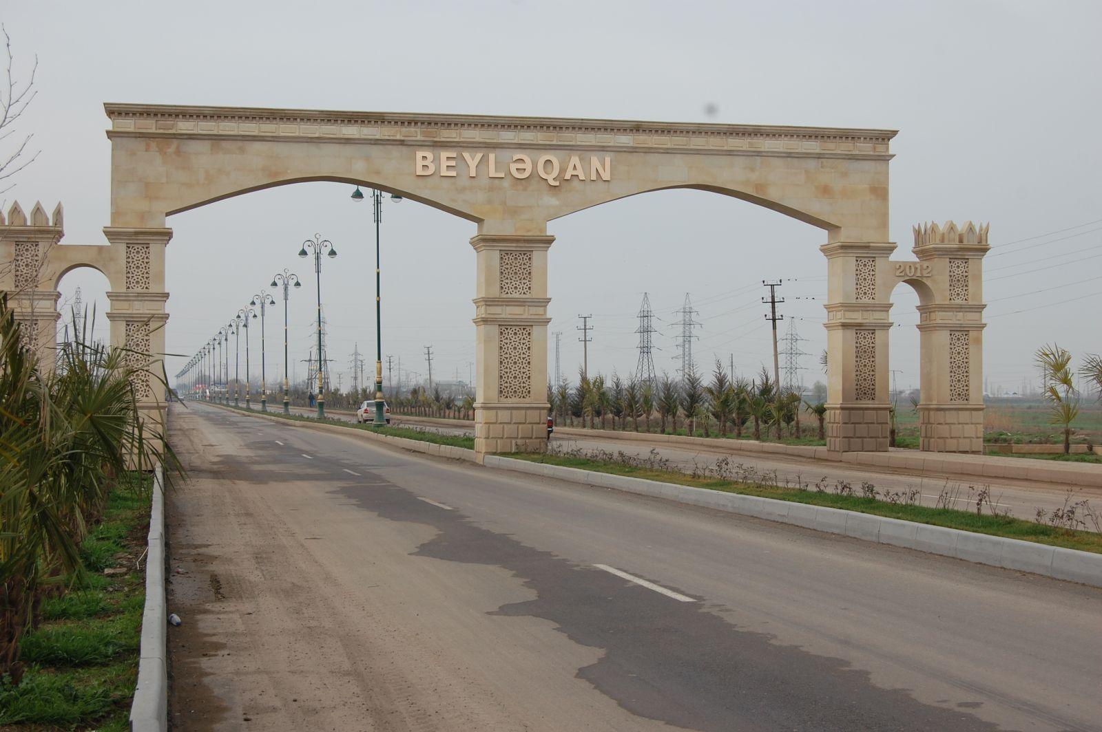 Beylagan district