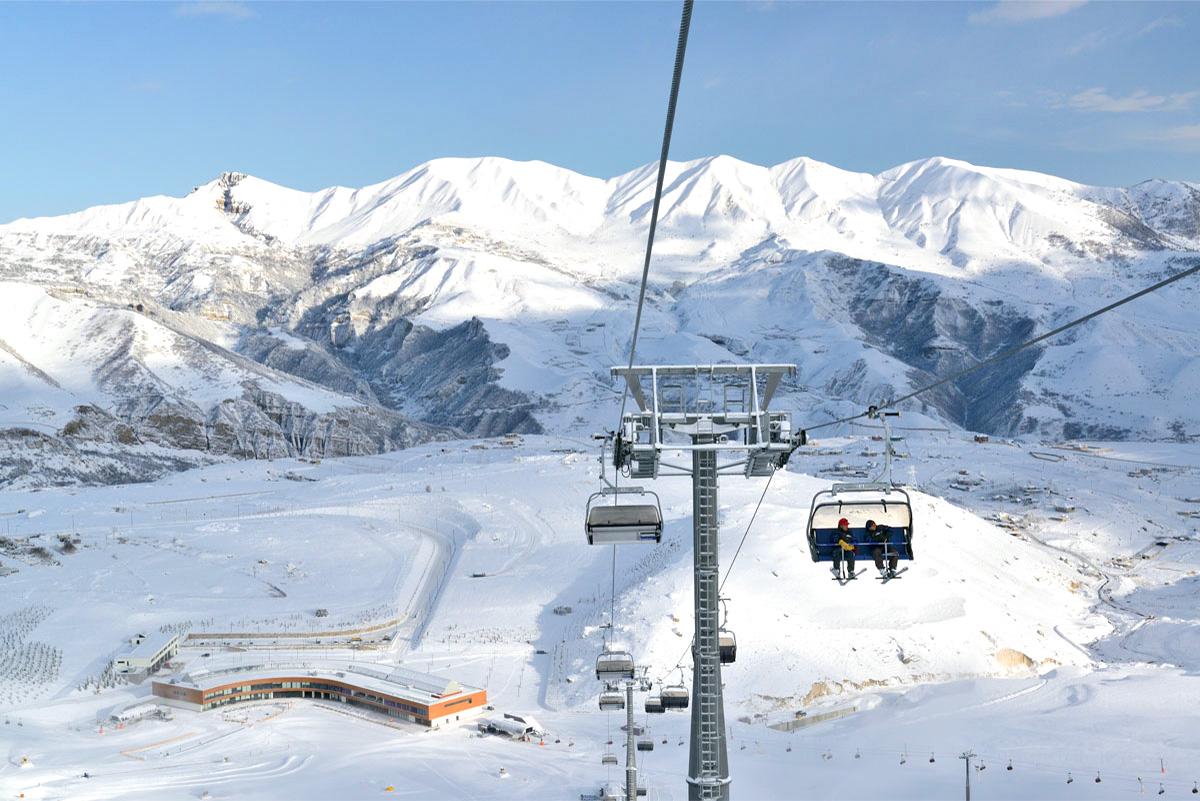 السياحة الشتوية في أذربيجان