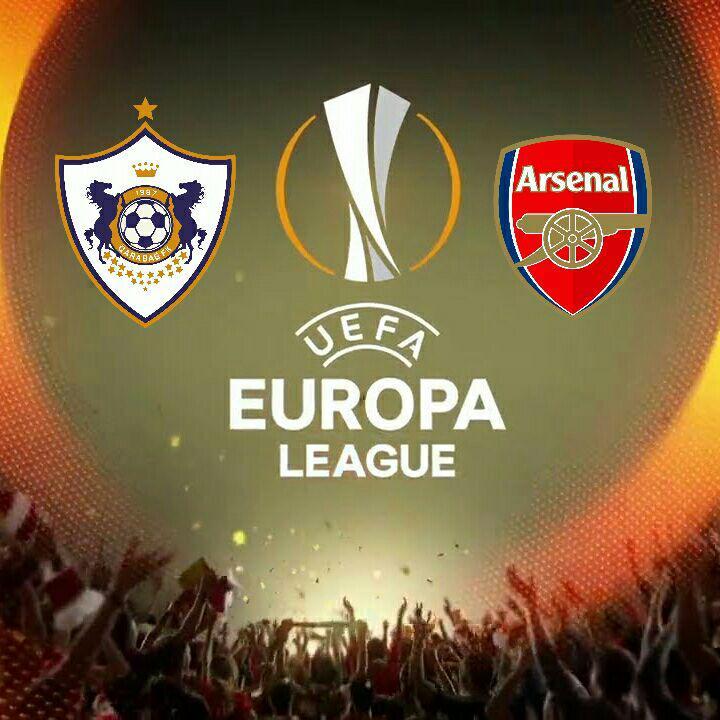 Avropa Liqası: Qarabağ - Arsenal oyunu